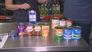 The Twelve Tins of Christmas: How you can support your local food bank in Kent