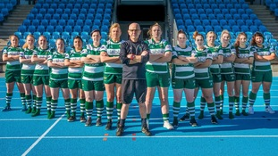 Guernsey Raiders Ladies return home in search of first win