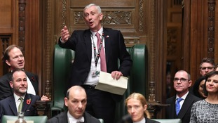 Speaker's Procession: Sir Lindsay Hoyle opens his first Commons session as House Speaker - but who is he?