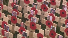 Towns and cities to fall silent at remembrance services