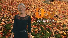 Wales Weather: A blustery day!