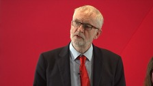 Corbyn dismisses Farage threat in marginals as 'parlour games'