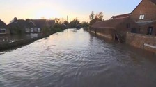 Four 'threat to life' flood warnings remain in Doncaster as relief fund launched