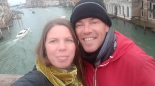 Cornwall couple caught in severe flooding in Venice as tides reach highest level in 50 years
