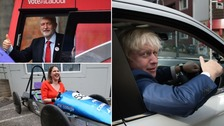 Could transport policy hold the keys to Number 10?