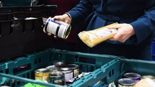 Stark warning as funding crisis threatens four foodbanks