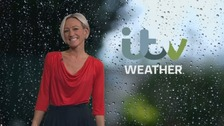 Wales weather: Heavy rain in places today!