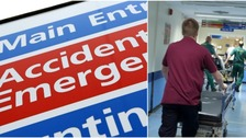 Hospital wait times in England hit worst ever level
