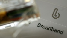 BT shares plunge after Labour announces 'free broadband for all'