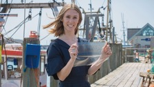 Sussex graduate's 'breakthrough' invention fighting plastic pollution