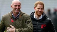 Gareth Thomas and Prince Harry unite to promote HIV testing