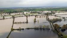 Floods chaos could continue until Tuesday but respite on the way