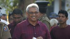 Sri Lanka's former defence secretary wins presidential vote