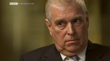 Was Prince Andrew right to face the cameras?