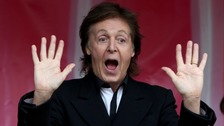 Sir Paul McCartney confirmed as headliner for Glastonbury 2020