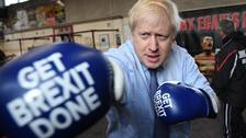 Straight right, left hook: Boxing fan PM prepares for ITV debate