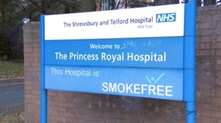 The Trust runs Shropshire's two main hospitals, Telford's Princess Royal and the Royal Shrewsbury Hospital.