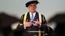 Universities reviewing Prince Andrew's role following interview