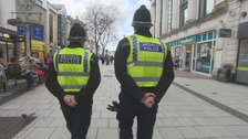 Tens of thousands of police days lost in Wales due to mental health