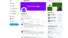 Tories criticised after renaming Twitter account factcheckUK