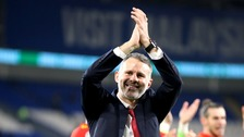 Giggs: Wales win was one of 'greatest nights' of my life