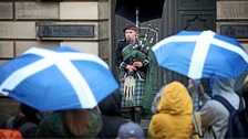 Dreich revealed as the 'most iconic Scots word'