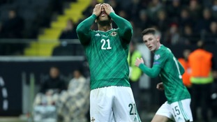 Northern Ireland were missing key personnel and were outclassed by Germany