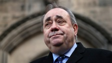 Alex Salmond denies sex assaults while he was First Minister