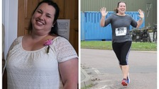 From sofa to marathon: Norwich runner loses seven stone in two years