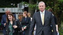 Prince Andrew forced to sack most senior member of staff