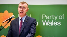 'Green jobs revolution' pledge by Plaid Cymru as they launch manifesto