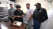 Manchester Museum returns sacred Aboriginal artefacts