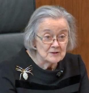 Lady Hale delivers the ruling that Prime Minister Boris Johnson's advice to the Queen to suspend Parliament for five weeks was unlawful