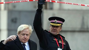 Boris Johnson said he was angered by the attack.