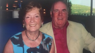 Family mourn the loss of couple killed in hit-and-run incident