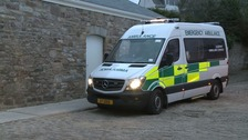 Alderney ambulance strikes continue