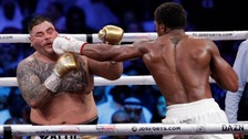 Watford's Anthony Joshua reclaims world heavyweight titles in Riyadh rematch against Andy Ruiz Jr