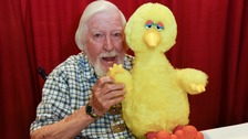 Tributes for Sesame Street's Caroll Spinney after death at 85