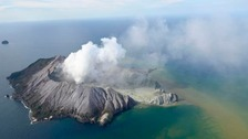 New Zealand volcano eruption leaves five dead and many missing