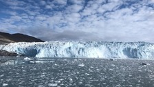 Greenland ice melting faster than first feared