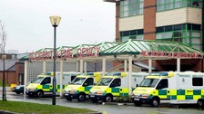 Royal Bolton Hospital declares 'black alert'