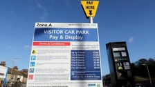 Patients slam 'exorbitant' hospital parking charges