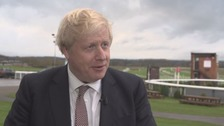 Boris Johnson refuses to say if he will give Cairns his job back