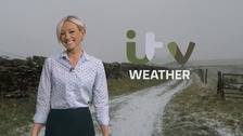 Wales Weather: Snow over the hills!