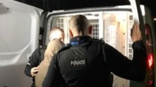 Four charged in Lancashire over illegal immigration