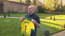 Norwich City fan gets over loss by winning £1 million
