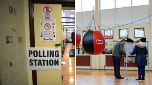 Rotunda Boxing ring is one of Liverpool's biggest clubs but on election day they open their doors to voters.