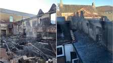 Second boy charged in Peebles High School fire investigation