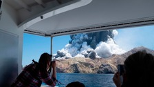 Nine feared dead after White Island volcano explosion named