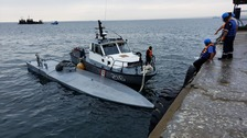 Peruvian navy capture boat carrying two tons of cocaine to US